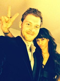 Joseph Morgan and Persia White Ring in 2014 With Adorable Selfie (PHOTO) http://sulia.com/channel/vampire-diaries/f/a18d5dcd-55dd-4ee1-9e15-923c63dc75a3/?pinner=54575851&