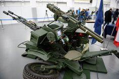 ZU-23-2 Pilica – rocket-artillery set anti-aircraft, Poland