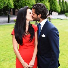Prince Carl Philip and Sofia Hellqvist have announced their engagement, June 27, 2014.  The couple plan to marry in summer 2015.