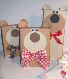 Vi ho già mostrato qualcosa nel precedente post, con i pacchi regalo per il compleanno di mio figlio, ora però vi mostro i regali di Natale...