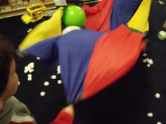 Some Simple Parachute Play!