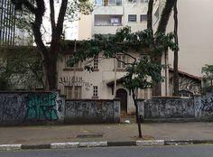 Sobrado – Avenida Angélica, 955 ///