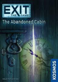 De verlaten hut - the abandoned cabin