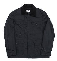 Engineered Garments  Black North Wood Jacket