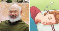 Andrew Weil may have the solution to the countless sleepless nights. If you have this problem, you should try this trick which will put you to sleep in seconds. Yoga and its breathing practices… Fall Asleep Instantly, How To Fall Asleep, 60 Secondes Chrono, Dr Andrew Weil, Insomnia Cures, Natural Sleep Aids, Sleepless Nights, Health And Beauty, Healthy Life