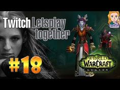 Helloween Special :) WoW Legion #5 Artefaktwaffe für den Frost Mage lvl 100 Teil 2 - Massl and me - Twitchfolge #18 - ItsAnyTime