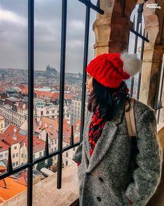 Prague Itinerary: What to do in Prague in 2 Days & Prague Travel Tips - Trippy Passports Visit Prague, Prague Travel, Prague Castle, Old Town Square, Town Hall, Buy Tickets, Walking Tour, Public Transport, Trippy