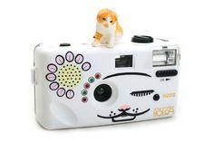 Holga K202 Cat Camera