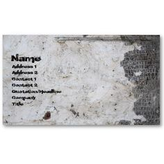 Grunge business card business card templates pinterest what lies beneath gothic grunge business card by gothic business on zazzle reheart Choice Image