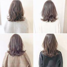 Pin on 可愛い Pin on 可愛い Medium Hair Cuts, Short Hair Cuts, Medium Hair Styles, Short Hair Styles, Easy Hairstyles, Girl Hairstyles, Asian Haircut, Hair Arrange, Cool Hair Color