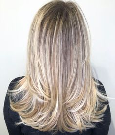 40 Picture-Perfect Hairstyles for Long Thin Hair - - Long Haircut With Layered . - 40 Picture-Perfect Hairstyles for Long Thin Hair - - Long Haircut With Layered Ends - Thin Hair Layers, Long Layered Hair, Thin Long Hair Cuts, Haircuts For Fine Hair, Straight Hairstyles, Medium Long Haircuts, Fancy Hairstyles, Great Hair, Balayage Hair