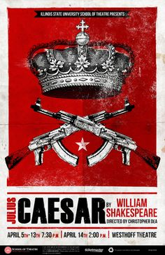 Julius Caesar on Behance