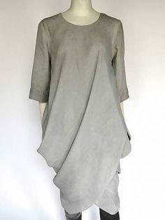 UMA WANG SHORT SLEEVE DRESS : WORTHWHILE