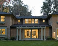 Shingle Style Design, Pictures, Remodel, Decor and Ideas - page 12    Houzz  COLORS