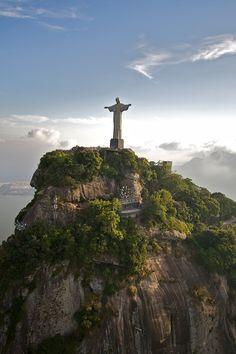 Corcovado, Cristo Redentor - Rio de Janeiro