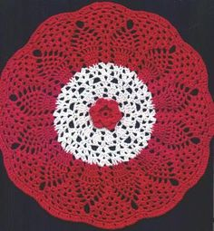 Image result for Ruby's Rose Doily