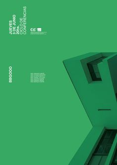 Colegio de Arquitectos by Horacio Lorente, via Behance