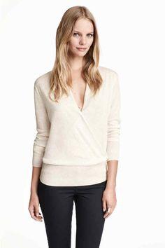 Fijngebreide trui   H&M --- 19.99€