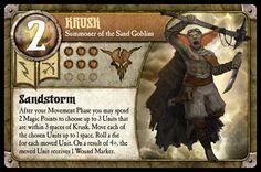 New blog post: Krusk deck build (Sand Goblins) ( #Guide, #Tabletopgames). #boardgame #summonerwars Read: http://www.cognitivebias.org/2015/08/22/krusk-deck-build-sand-goblins/?utm_medium=Pinterest