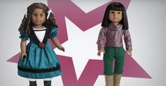 Three more African-American dolls I'd like to see from American Girl.