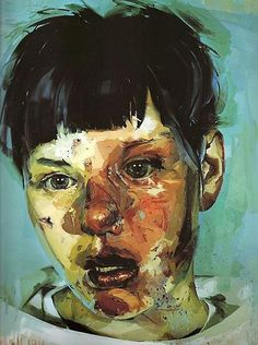 jenny saville portraits - Google Search