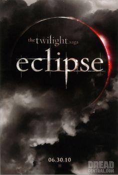 Twilight, eclipse movie cover