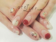 #Japanese #NailArt