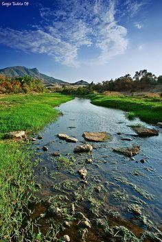 Río Turón, Malaga, Spain