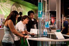 Claudia Schleyer Interaktive Exponate | Interactive Exhibits | MS Wissenschaft 2011