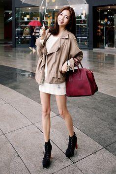 Korean Fashion LS