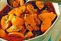 paprikas krumpli/ potatoes with paprika