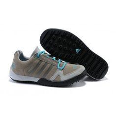 separation shoes be8c6 0114d Genial Adidas Daroga Two 11 Leder Frauen Grau Blau Schuhe Online   Großhandel  Adidas Daroga Two 11 Schuhe Online   Adidas Schuhe Online Verkauf ...