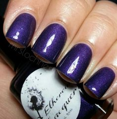 Ethereal Lacquer 'Haunt' (no front label)
