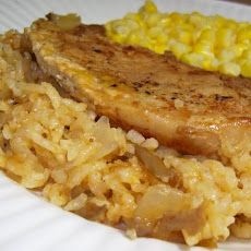 Oven Baked Pork Chops and Rice Simply Oven Baked Pork Chops and Rice. Photo by Chef shapeweaver © gotta make tomorrowSimply Oven Baked Pork Chops and Rice. Photo by Chef shapeweaver © gotta make tomorrow Baked Pork Chops And Rice Recipe, Chops Recipe, Pork Chops With Rice, Tender Pork Chops In Oven, Oven Baked Pork Chops, Mushroom Soup Pork Chops, Mushroom Food, Pork Recipes, Cooking Recipes