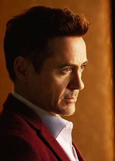 Robert Downey Jr. - why is he so pretty??