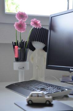 Coole Deko fürs Büro - da fühlt man sich auf der Arbeit gleich viel heimischer | VALENTINO Wohnideen