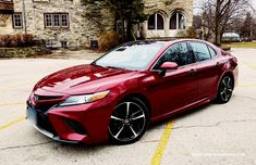 2019 Toyota Camry XSE in-depth model testing - Car Tekno Toyota Usa, Toyota Cars, My Dream Car, Dream Cars, Most Popular Cars, Gasoline Engine, Japan Cars, Import Cars, Smart Car