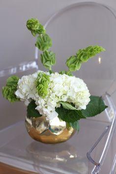 hydrangea bouquet id