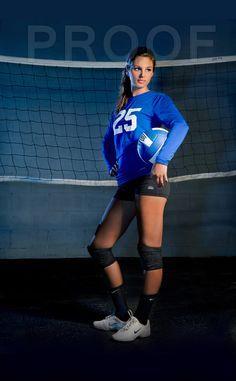 Senior Girls' Volleyball