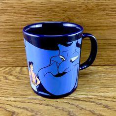 Disney Aladdin Genie Cup Mug Collectable Staffordshire England Tableware New Disney Aladdin Genie, Cups, England, Tableware, Vintage, Ebay, Mugs, Dinnerware, Dishes