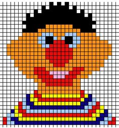 Ernie strijkkralen