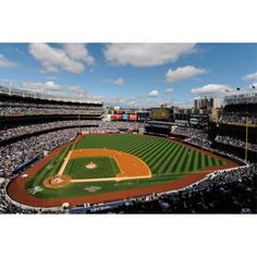 New York Yankees fan?  Prove it!  Put your passion on display with the Inside Yankee Stadium Mural Fathead from Fathead.com!