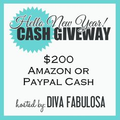 Giveaway Alert: Win $200 PayPal Cash or Amazon Gift Card! Open Worldwide