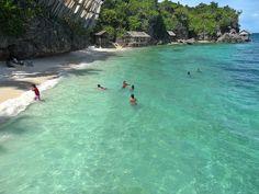 Bas Gamay, Anda, Bohol, via Flickr. Bohol, Places To Go, Wanderlust, Ocean, Water, Outdoor Decor, Travel, Gripe Water, Viajes