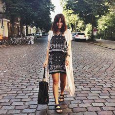 Outfit // Das Bandana Kleid <br/> von SANDRO PARIS