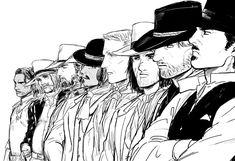 Red Dead Redemption 1, Read Dead, Rdr 2, Anime Friendship, Old West, Skyrim, Fnaf, Game Art, Pop Art