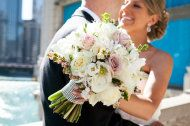 Chicago Wedding from Becky Hill Photography | Style Me Pretty