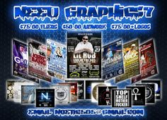 Need Graphics? Contact me today!