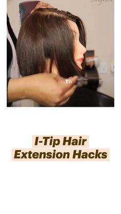 I Tip Hair Extensions, Latest Hair Trends, Hair Transformation, About Hair, Great Hair, Virgin Hair, Hair Lengths, Kinky, Short Hair Styles