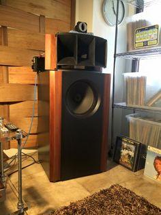 Altec 515, 311-60, 288, JBL 076 - posted by Tonyboy de Leon in The Horn loudspeaker forum on Facebook